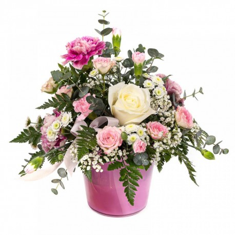 Evie Flower Pot